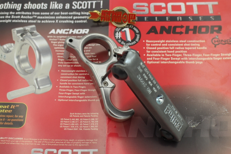 斯科特撒放器 SCOTT 背加力