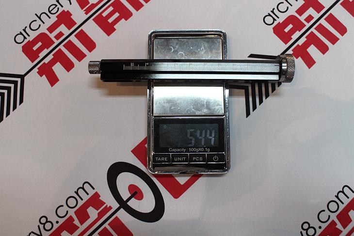 舒博雅瞄具重量