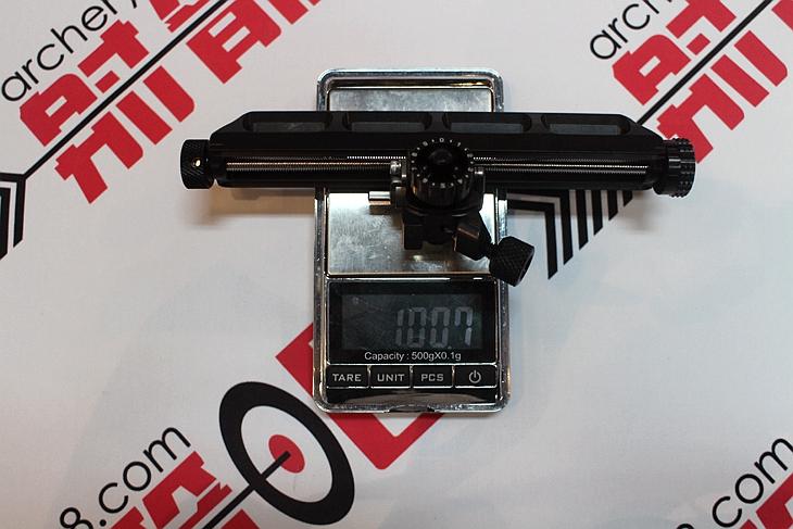 火球瞄具重量