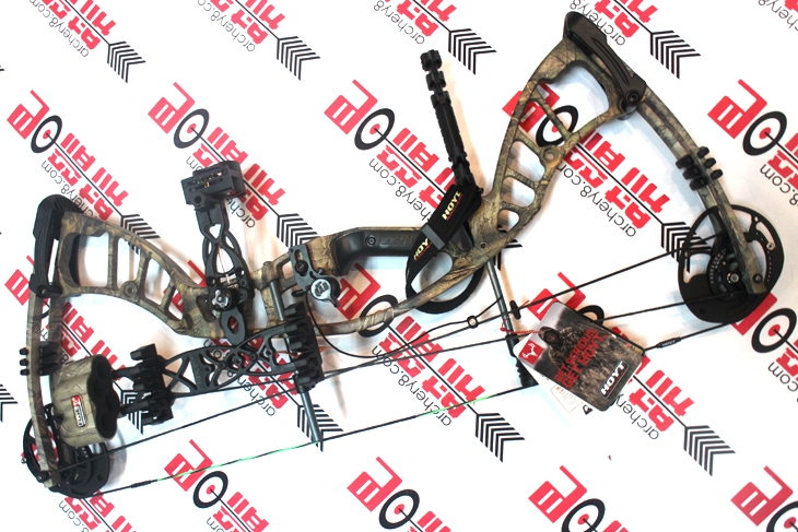 Hoyt Compound Bow PowerMax 复合弓(2016)