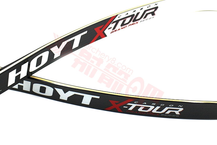Hoyt Limbs Grand Prix Carbon X Tour Bamboo 反曲弓 弓片(竹)2017