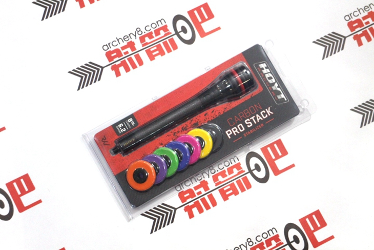 FUSE STABILIZER CARBON TORCH FX 减震杆