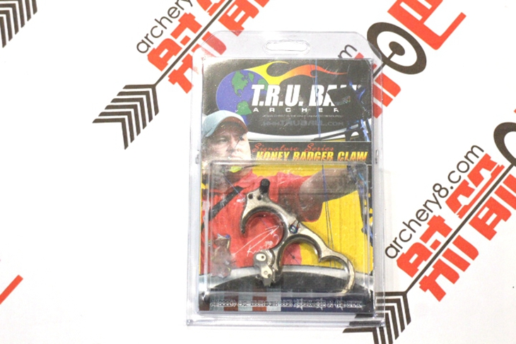 TRU BALL RELEASE HONEY BADGER CLAW QUICKSILVER 背加力